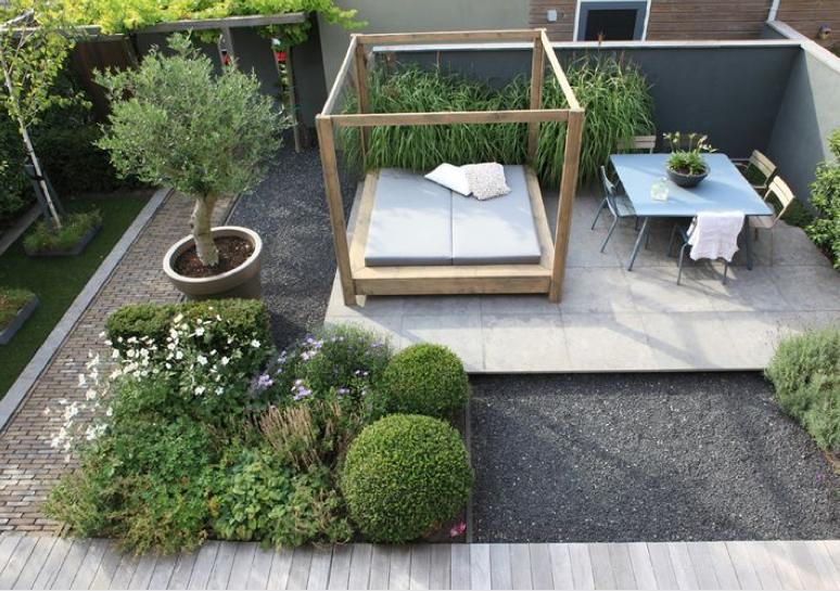 10 tips voor een kleine tuin - Kleine designtuin ...