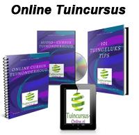 tuincursus online cursus tuinonderhoud